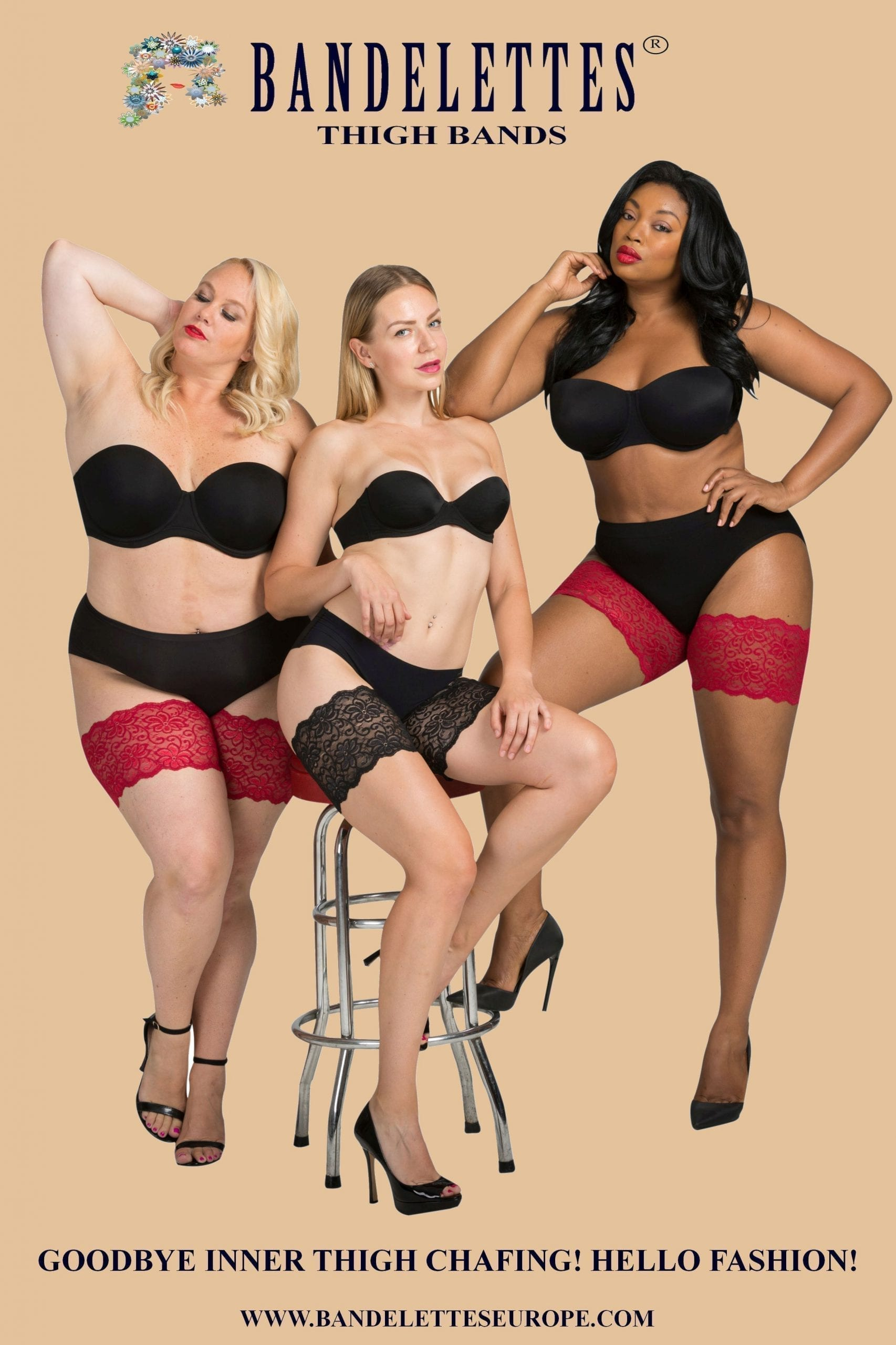 Featured in Intima Bandelettes for all shapes and sizes