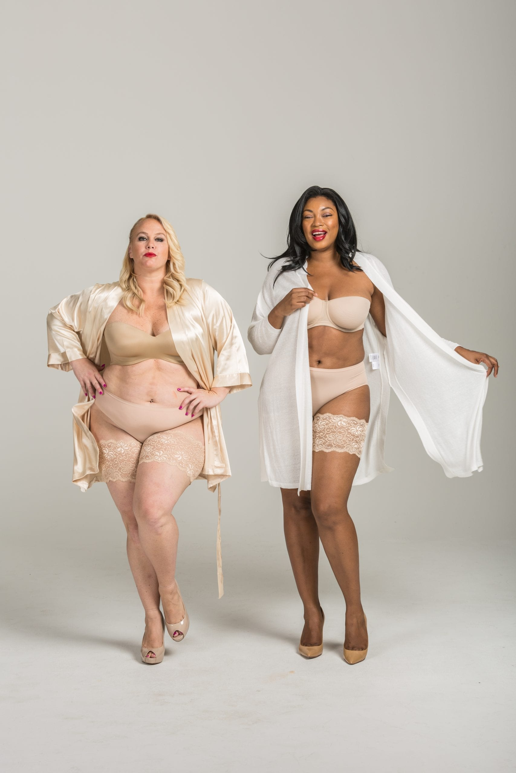 Gorgeous Bandelettes hug your curves and prevent chafing